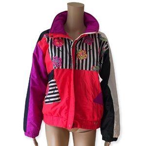 VINTAGE   Obermeyer Sport ski snow windbreaker jacket